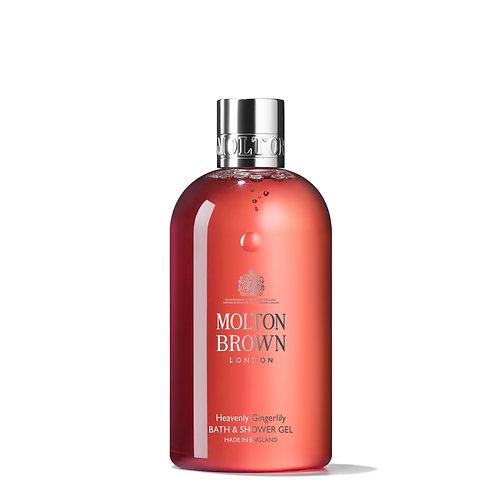 Molton Brown Heavenly Gingerlily Bath & Shower Gel