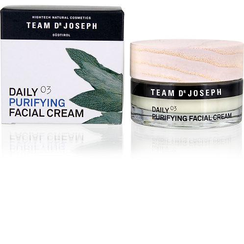 Team Dr. Joseph Daily Purifying Facial Cream