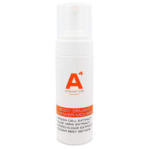 A4 Body Delight Shower Mousse