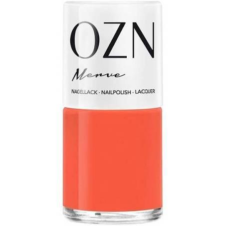OZN Planted-based Nail Polish Merve Orange