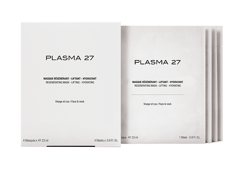 Cosmetics 27 Plasma 27 Regenerierende Maske