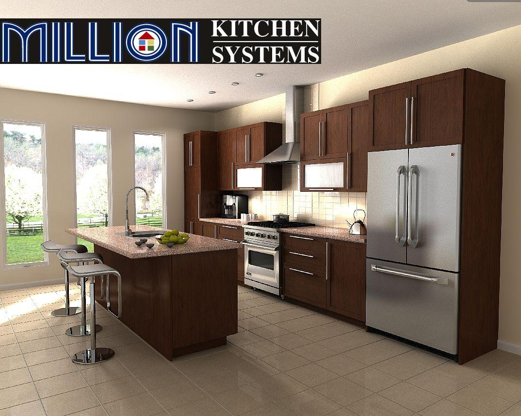 Kitchen Cabinet Price | Kuala Lumpur | Million Kitchen Systems