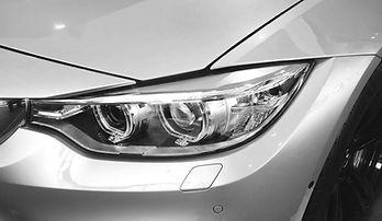 Luz do carro
