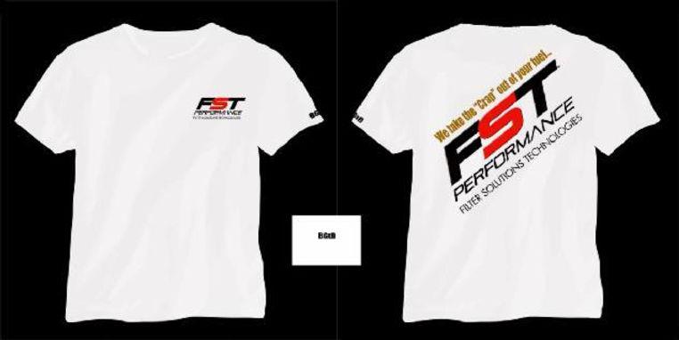 FST Performance T-shirts