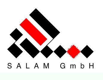 Salam GmbH Kalligrafie Kalligraphie Logo
