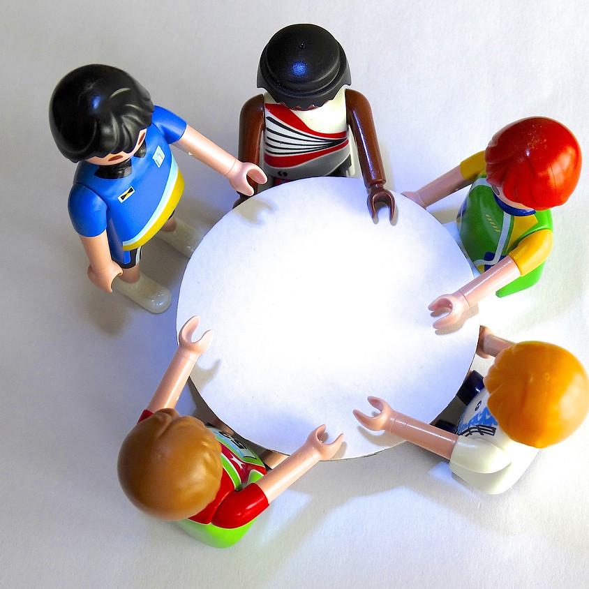 Ideeën op tafel | GESPREK