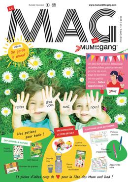 Le nouveau catalogue Mum and the Gang est arrivé !