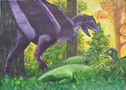 Voor mijn Dinofreak