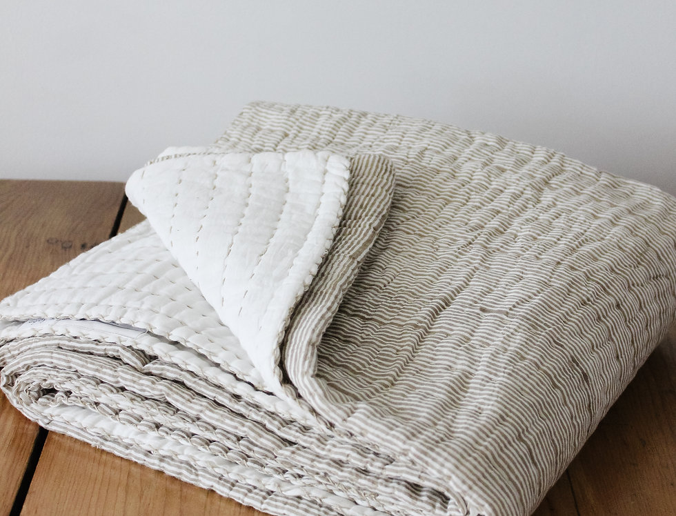 The Carrie Reversible Throw