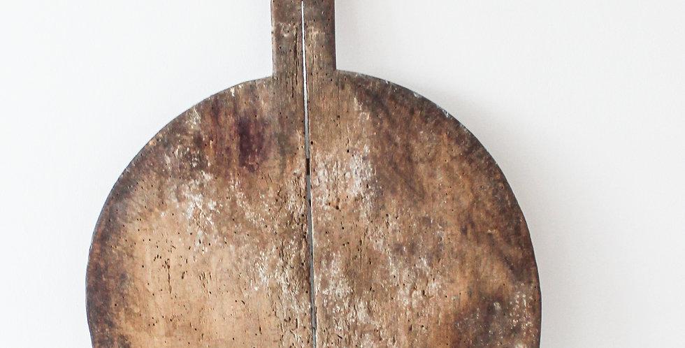 Vintage Round Breadboard