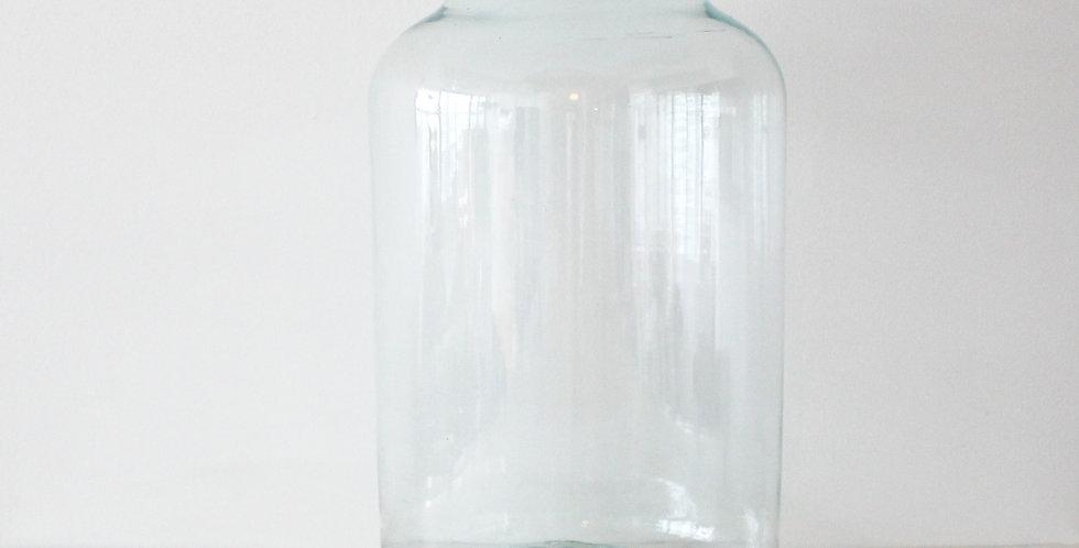 Extra Large Vintage Pickling Jar