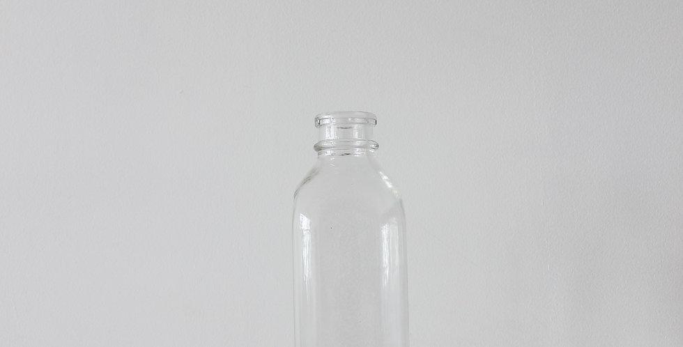 Found Milk Bottle