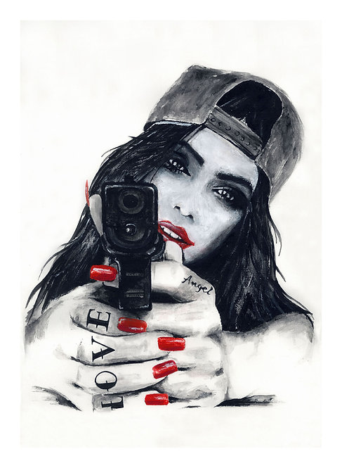 Lolita print