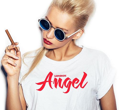 Angel London basic tee