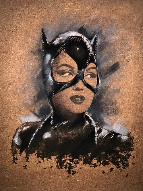 Monroe Catwoman original