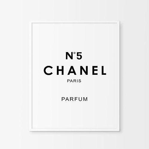 Wall Decor inspired by Chanel