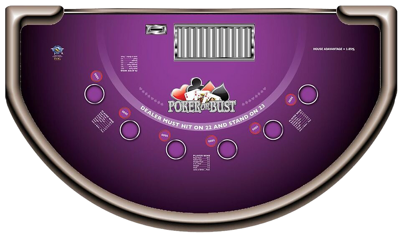 3 card poker martingale