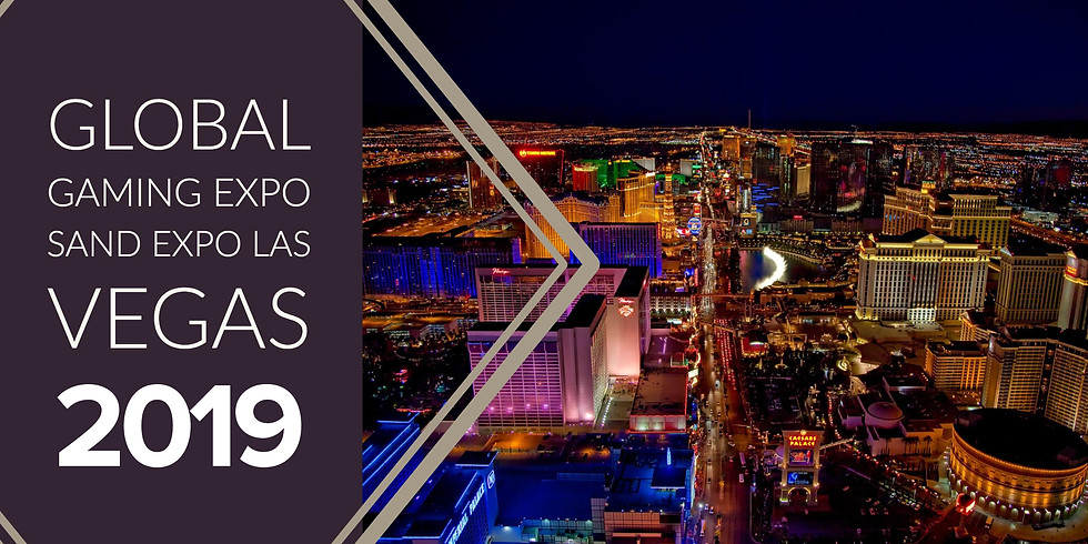 G2E Global Gaming Expo Fall of 2019