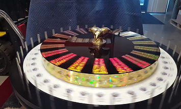 Mystery Card Roulette