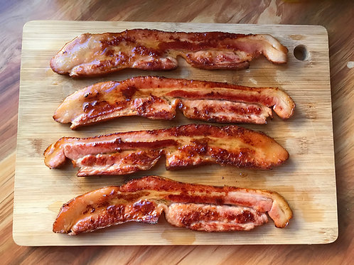 Thick Sliced Center Cut Bacon