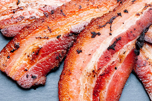 Thick Sliced Center Cut Pepper Bacon