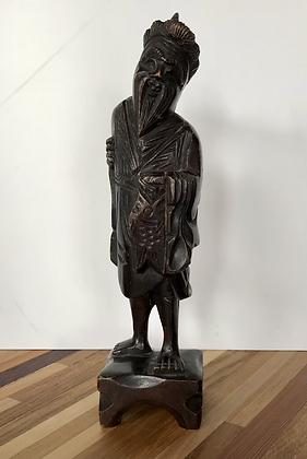 Sculpture bois - S055