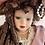 Thumbnail: Poupée de porcelaine, Marquise de France - S092