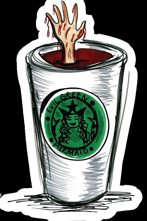Coffee Killz Sticker