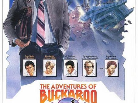 Nuking the Podcat - Episode 2: Buckaroo Banzai