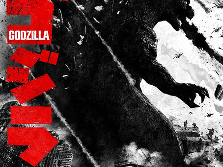 Free Pizza Video Game Review - Godzilla (2014) [PS4]