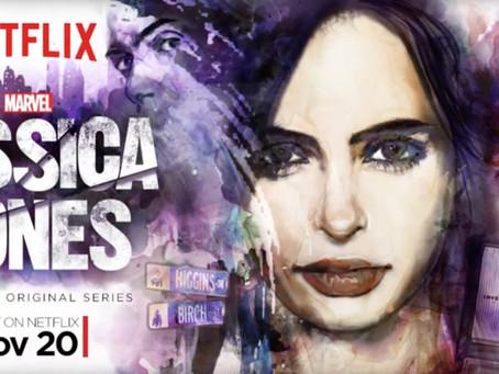 Binge 'n' Purge - Marvel's Jessica Jones