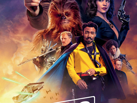 Movie Review - Solo: A Star Wars Story