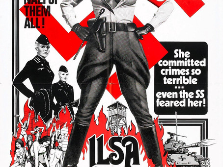 Impulse Buy Theater - Ilsa: She-Wolf of the SS