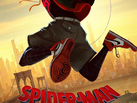 Toon Review - Spider-Man: Into the Spider-Verse