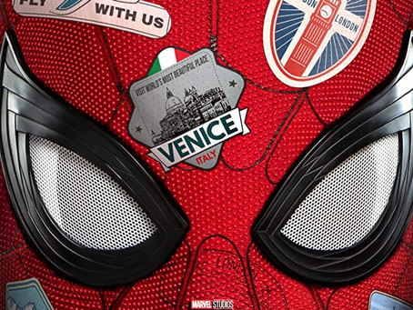 Movie Review - Spider-Man: Far From Home