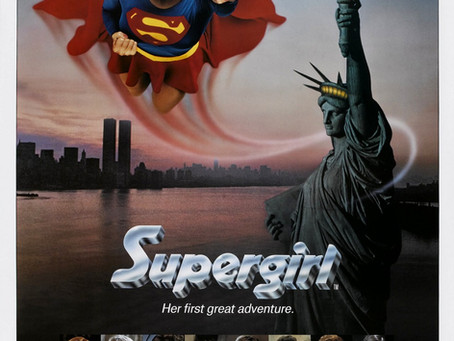 Movie Review - Supergirl