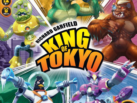Game Night Review: King of Tokyo
