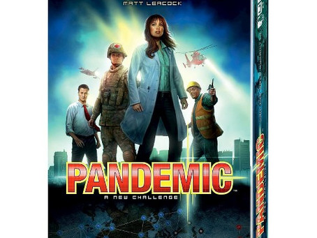 Game Night Review - Pandemic