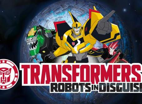 Binge 'n' Purge - Transformers: Robots in Disguise Season 1