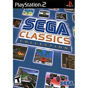 Free Pizza Video Game Review: Sega Classics Collection (PS2)
