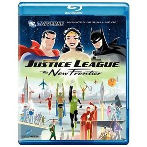 'Toon Review - Justice League: The New Frontier