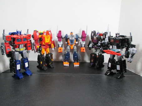 Toy Review - Transformers: Power of the Primes Leader Class