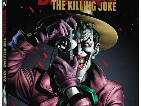 Toon Review - Batman: The Killing Joke