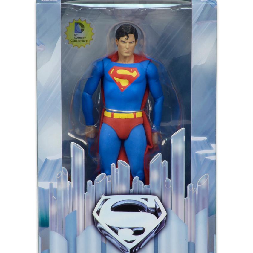 Superman In package