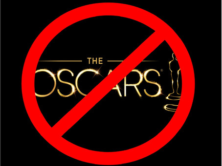 Opinion - Boycott the Oscars? Sure! But not for why everyone else is...