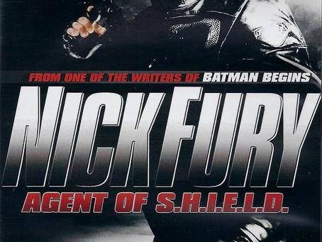 Because I Hate Myself - Nick Fury: Agent of S.H.I.E.L.D