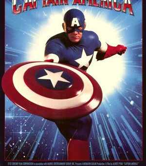 Impulse Buy Theater's Avengers - Captain America (1990)