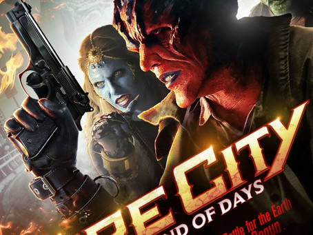Impulse Buy Theater - Fire City: End of Days