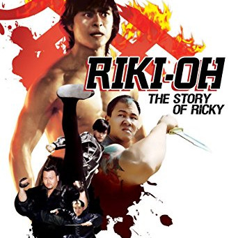 Asiansanity - Riki-Oh: The Story of Ricky