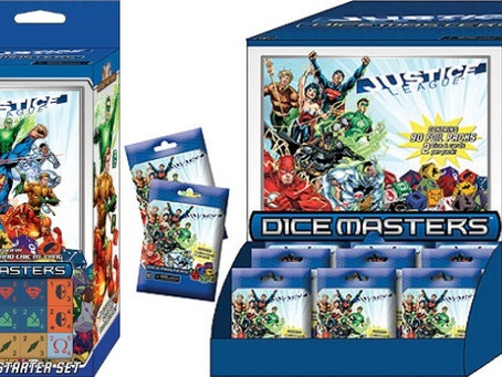 Game Review - WizKids' Dice Masters